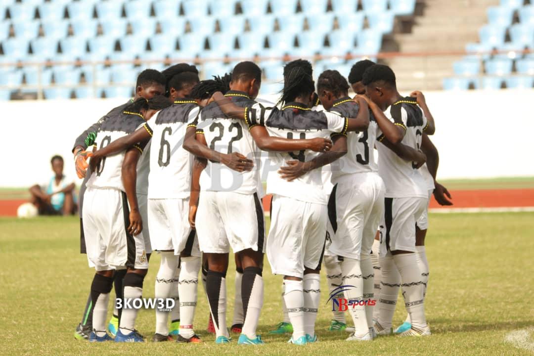 Tokyo 2020 qualifier: Black Queens beat Gabon to progress to next round