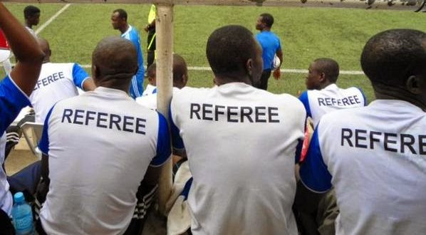 Special Competition: Officials for Match Day 6 named