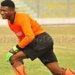 Special Competition: Hearts goalkeeper Richmond Ayi excited by first away win