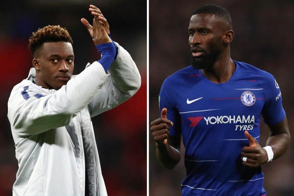 Germany defender Rudiger reveals Hudson-Odoi as his best friend at Chelsea