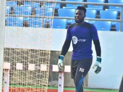 Elmina Sharks goalkeeper Richard Atta eyes Black Stars call-up