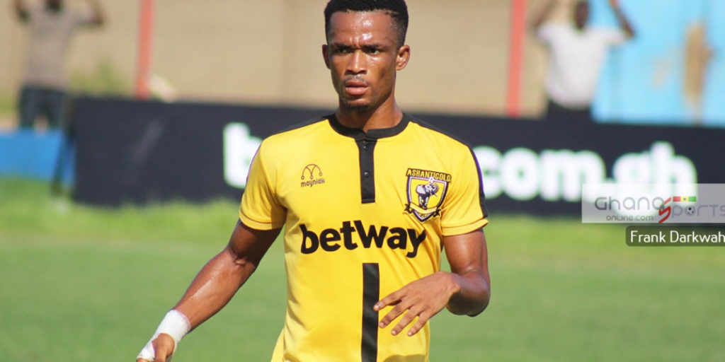 I am not bigger than AshantiGold- Richard Osei Agyemang