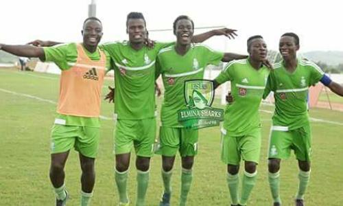 Special Competition: Elmina Sharks held by WAFA
