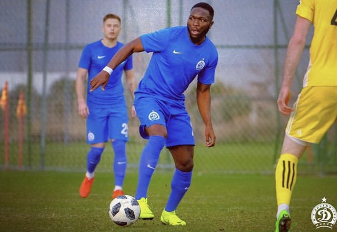 Tambov FC new recruit Muniru Sulley's Russian Premier League debut delayed over paper works