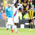 Crystal Palace ace Jeffrey Schlupp to miss remainder of the season