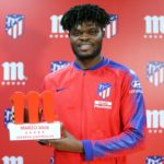 VIDEO: Thomas Partey happy to win March Player of the Month at Atletico Madrid