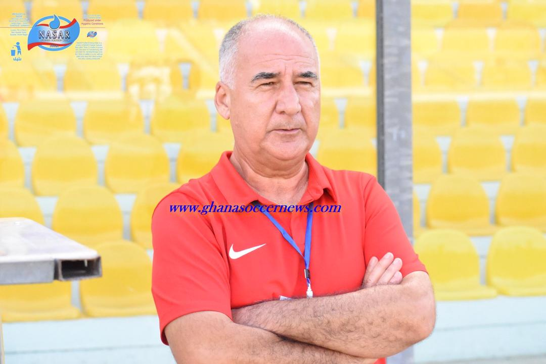 Turkish trainer Turmus Umit replaces religious duty bound Rashid Iddi at Inter Allies
