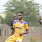 Medeama striker Tahiru Awudu cops three-match ban over Osei Agyemang retaliation