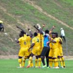 Medeama back home after crowd violence marred match against Aduana Stars