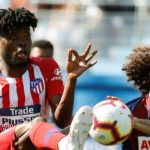Thomas Partey demonstrates versatility after playing three positions in Atletico Madrid's win over Eibar