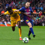 Thomas Partey hails Atletico Madrid players despite defeat to Barca