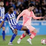 Wakaso, Twumasi feature as Deportivo Alaves suffer defeat to Barcelona in La Liga