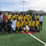 Bechem United arrive in Dallas to start Dr. Pepper Cup campaign