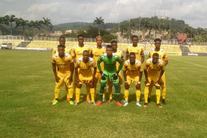 Special Competition: AshantiGold 4-0 Bechem- Miners maintain unbeaten home record as they thrash Bechem