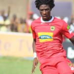 South African giants Orlando Pirates join chase for Kotoko forward Sogne Yacouba