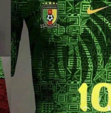 2019 Africa Cup of Nations: Champions Cameroon unveil new kits for the tournament