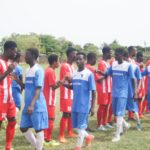 Three-star Emmanuel FC ease past Rising Stars in Jordan Anagblah Cup