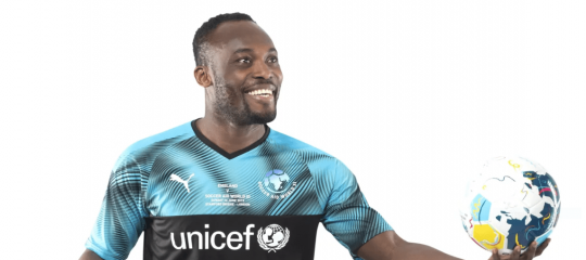 Chelsea legend Michael Essien returns to Stamford Bridge for UNICEF AID match in June