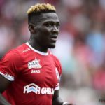 VIDEO: Royal Antwerp defender Daniel Opare winning fitness battle after posting intensive workout