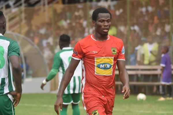 Kotoko star Abdul Fatawu Safiu tells Ghanaian clubs to be disciplined and professional