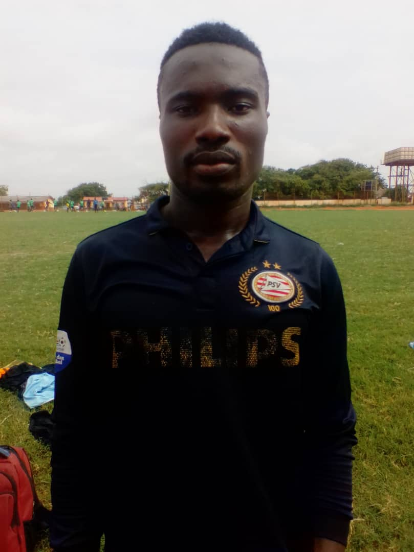 Red-hot Danbort FC forward Jonathan Sowah bemoans last-gasp draw against Uncle T United in Special Competition