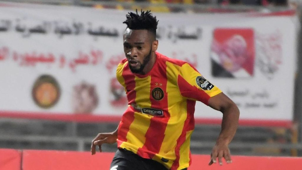 Caf Champions League final: Ten-man Wydad hold Esperance in first leg