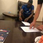BREAKING NEWS: Ghana's Bernard Mensah signs three-year deal with Kayserispor