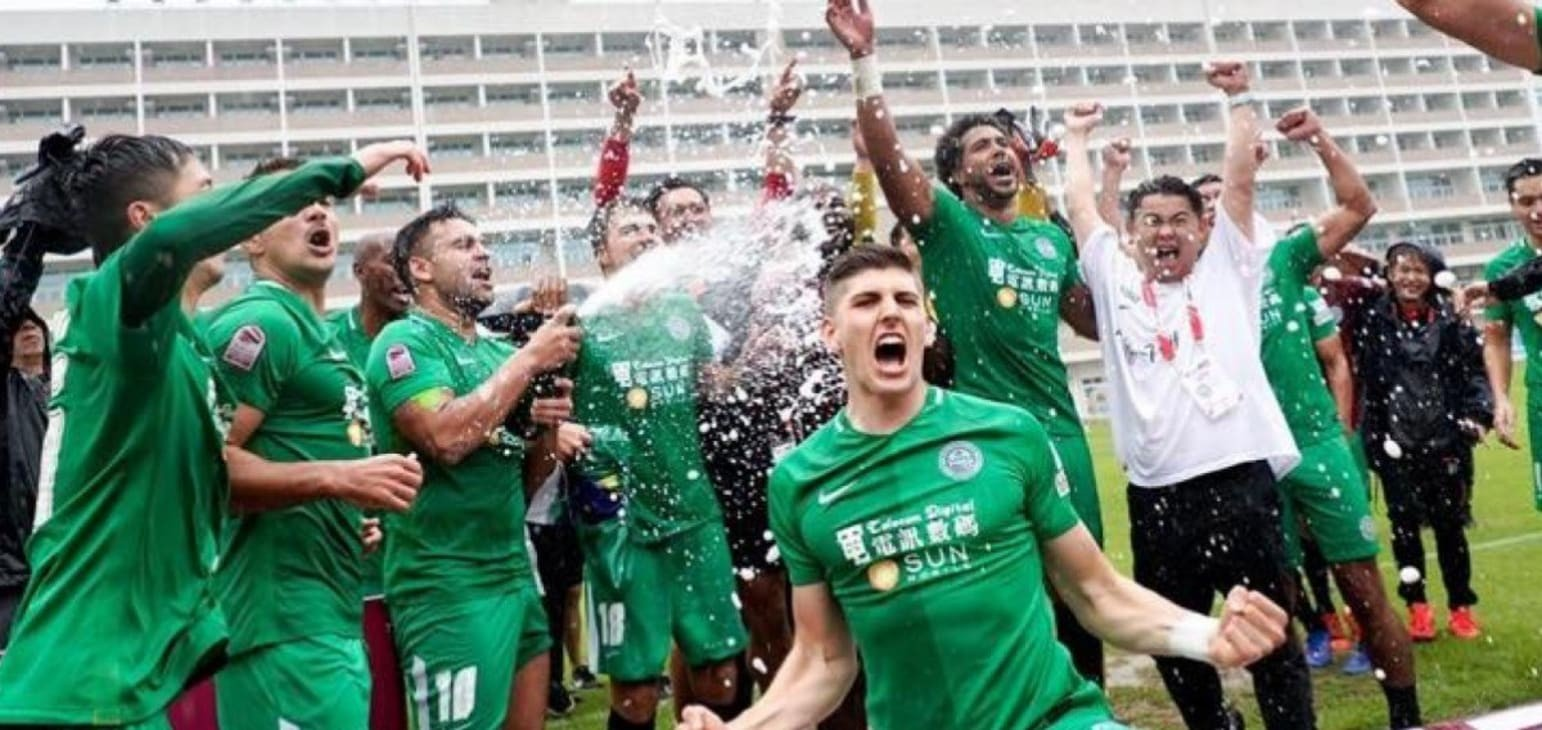 Tai Po clinch historic first Hong Kong Premier League title
