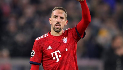 Ribery to move on from Munich