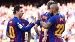 Barcelona beat Getafe at Camp Nou after humiliating midweek UCL exit
