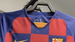 Barcelona Kit 2019/20: Images of 'Revolutionary' New Strip in Shop Set to Divide Opinion