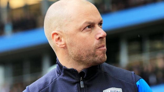 James Shan: West Bromwich Albion caretaker manager gets assurances