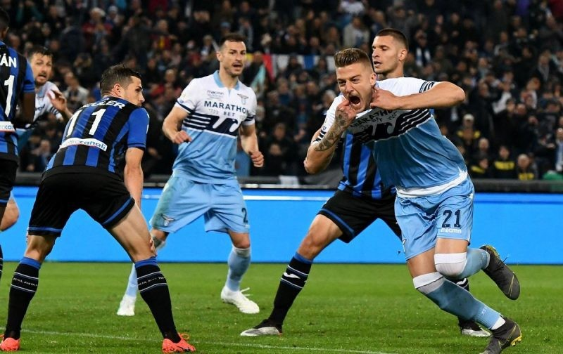 Milinkovic-Savic inspires Lazio to Coppa Italia win over Atalanta
