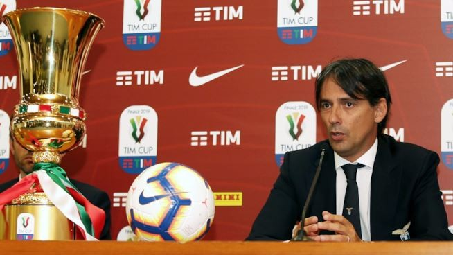 Inzaghi: Lazio deserved to win the Coppa Italia