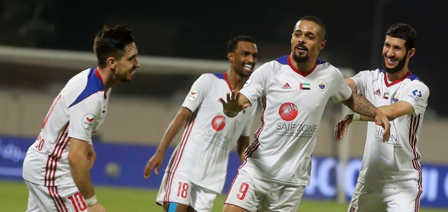 Sharjah end 23-year wait for league title