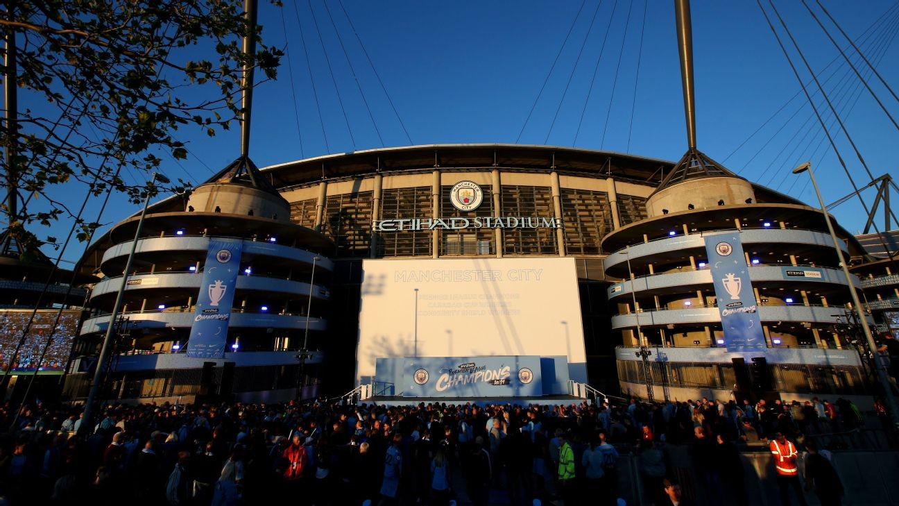 Man City referred to adjudicatory chamber by UEFA over alleged FFP breach