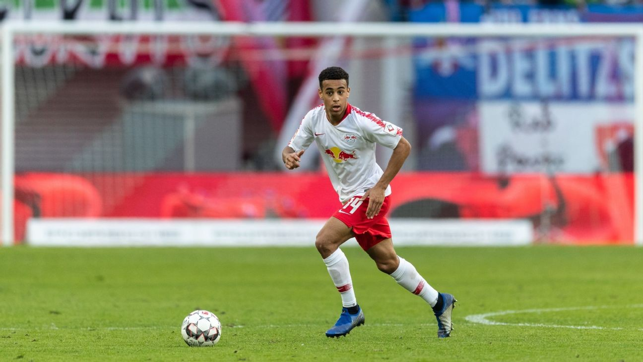 RB Leipzig's Tyler Adams in to return from adductor injury for finale
