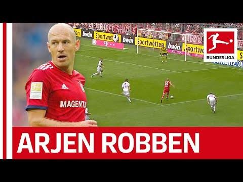 Arjen Robben - 10 Years 10 Goals
