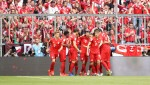Bayern Munich Clinch Seventh Consecutive Bundesliga Title as Robben & Ribery Sign Off in Style