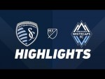 Sporting Kansas City vs. Vancouver Whitecaps FC | HIGHLIGHTS - May 18, 2019