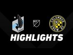 Minnesota United FC vs. Columbus Crew SC | HIGHLIGHTS - May 18, 2019