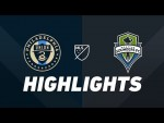 Philadelphia Union vs. Seattle Sounders FC | HIGHLIGHTS - May 18, 2019