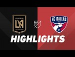 LAFC vs. FC Dallas | HIGHLIGHTS - May 16, 2019