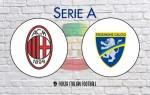 Serie A LIVE: AC Milan v Frosinone