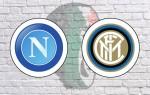 Napoli v Inter: Official Line-Ups