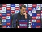 Rueda de prensa de Aritz López Garai tras el Real Oviedo vs CD Numancia (1-0)