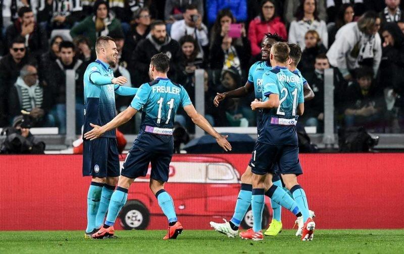 Juventus draw leaves Atalanta on the cusp of Champions League football