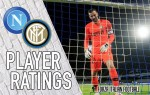 Inter Player Ratings: Handanovic left with no protection