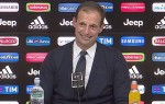 Allegri: It'll be hard to improve this Juventus team