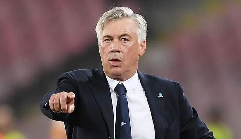 Ancelotti aims for Napoli stay